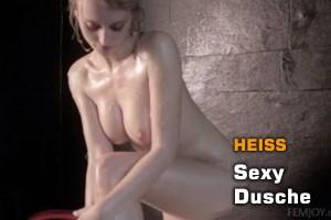 Erotische Dusche