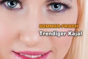 Sommerfrische per Make-Up