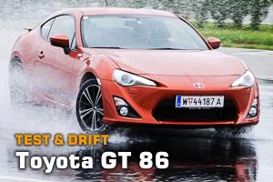 Getestet: Toyota GT86