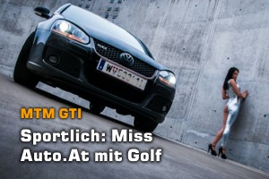 Golf GTI mit Miss Auto.At