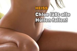 Heiße Chloe nackt