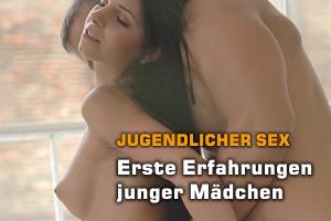Erotik unschuldiger Mädchen