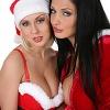Aletta Ocean und Mandy Dee als Geschenk