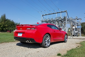 Chevrolet Camaro Test