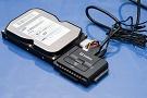 USB an Festplatte