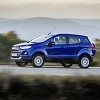 Ford Ecosport Facelifting