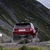 Range Rover abwärts