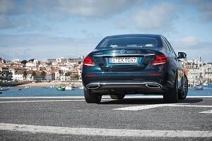 Mercedes E 2016