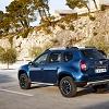 Dacia sparsam auf der Autoshow