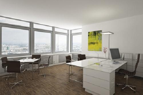 In einem ansprechend gestalteten Büro fällt die Arbeit gleich leichter  © KB3 - Fotolia.com