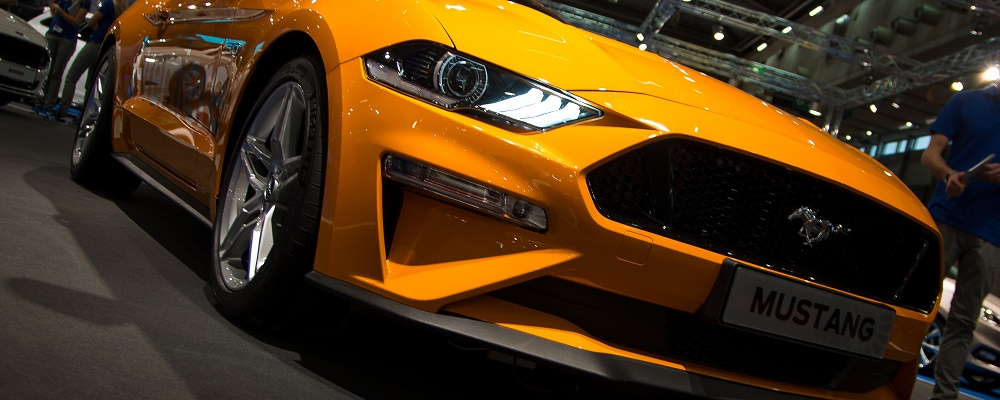Vienna Autoshow 2018 - Highlights und Fotos