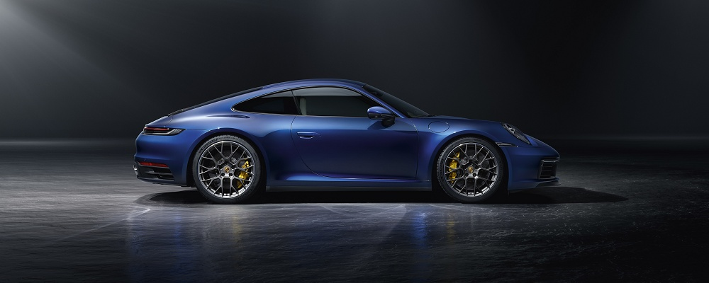 Porsche 911 Modell 992 ab 2019