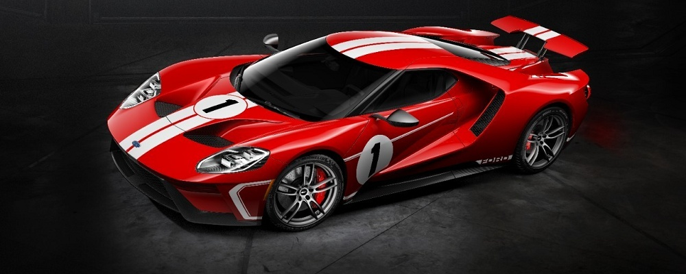 Ford  GT67 Heritage Edition