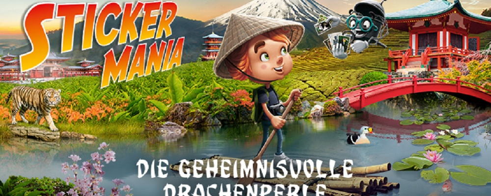 Spar Stickermania 2018: Drachenperle