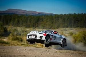 Jaguar F-Rallye