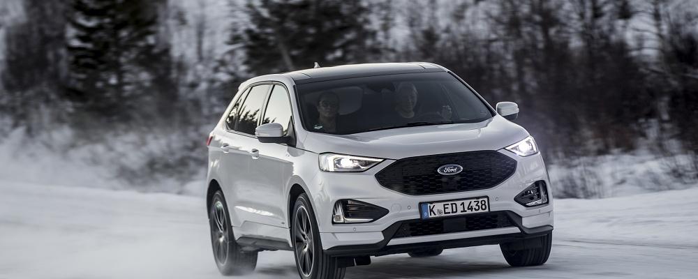 Ford Edge erneuert