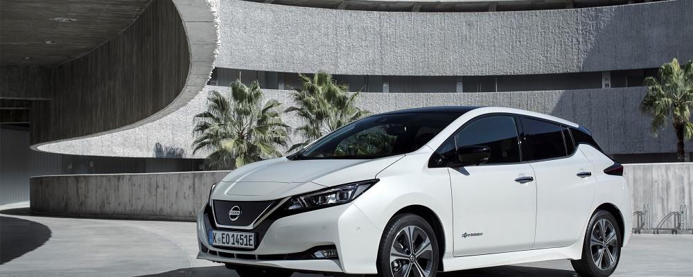 Nissan Leaf: 415km im WLTP-Test für die Stadt