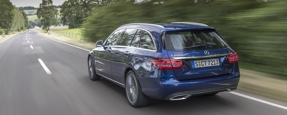 Mercedes erneuert die C-Klasse