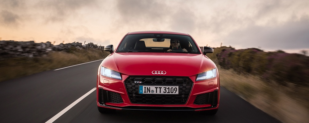 Audi TTS mit 306 PS