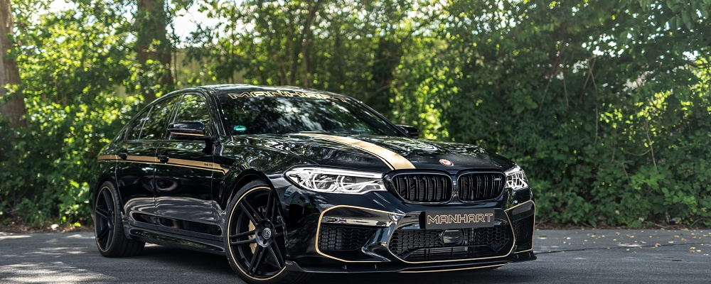 Manhart BMW M5