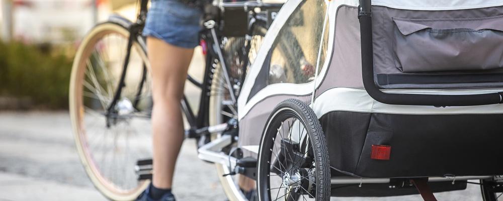 Der perfekte Anhänger für das Fahrrad   Journal.at