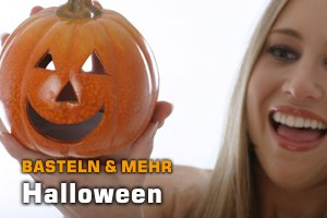 Halloween - Basteln und mehr