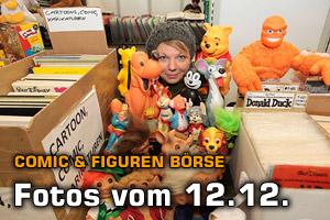 Comicbörse Fotos vom 12.12.