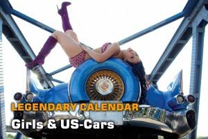 US-Car Calendar 2011