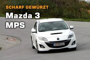 Mazda 3 mit mehr PS