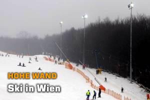 Ski in Wien: Hohe Wand