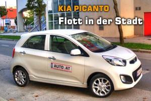 Test: Kia Picanto