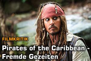 Pirates 4 - Captain Jack ist zurück