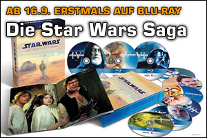Star Wars Saga erstmals in High Definition