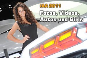 IAA Frankfurt 2011