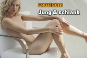 Erotik: Jung und schlank