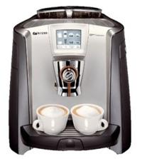 Kaffee, nur cooler! Mit Farbbildschirm kommt Multimedia in den Automaten!