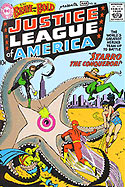 Brave & Bold 28: Debut der Justice League of America