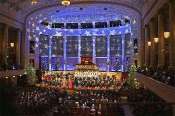 Die große Weihnachtsgala im Wiener Konzerthaus / Fotograf & Fotocredit: DeSt