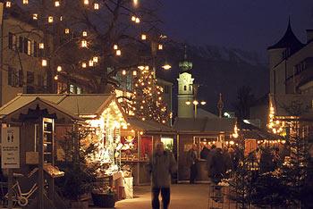 Christkindlmarkt in Lienz / © Osttirol Werbung