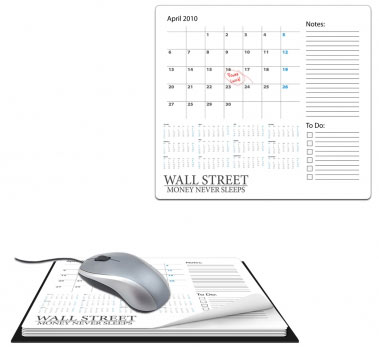 Financial Planner Mouse mat