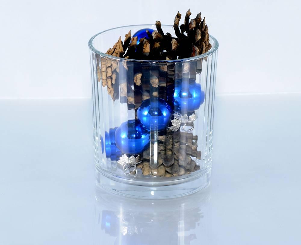 Weihnachtliche Deko-Gläser | Advent.at