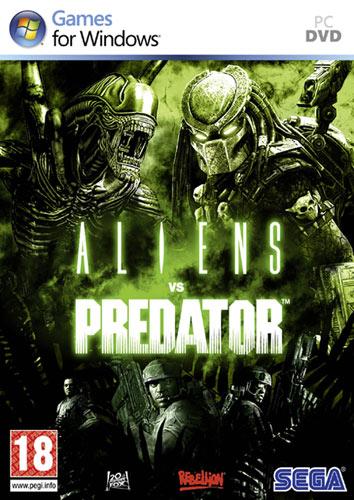 """""""Aliens vs Predator"""" PC Game"""