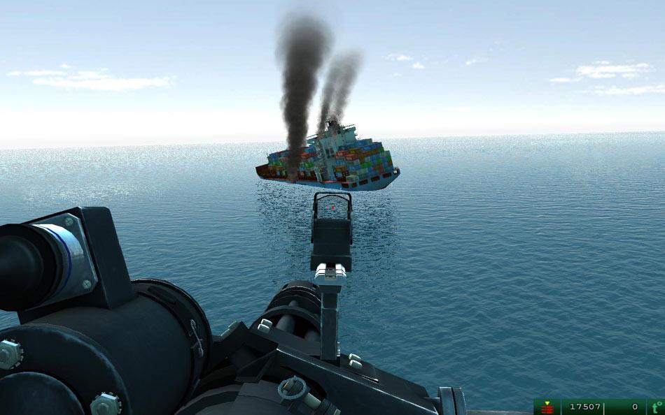 Modern War - Somalian Pirates