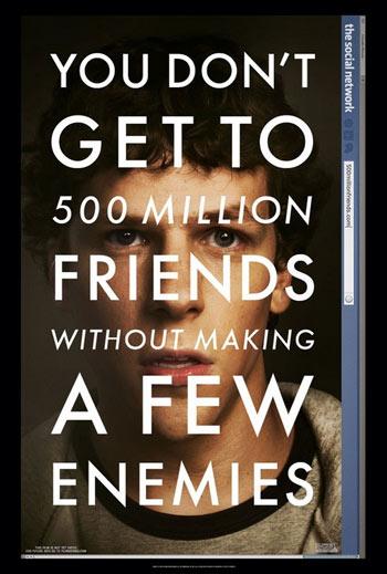 The Social Network Teaser Poster