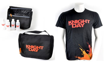 T-Shirt & Travel wash Bag