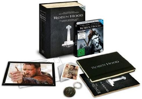 Blu-ray Limited Collectors Box Steelbook