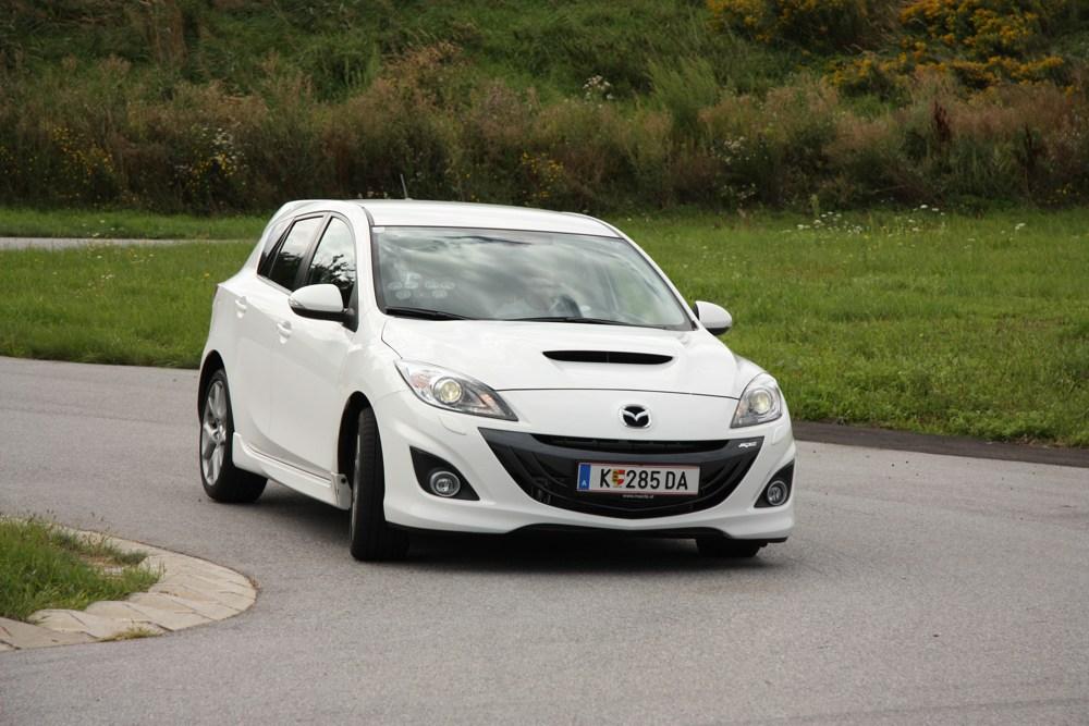 Mazda 3 MPS - Mehr PS