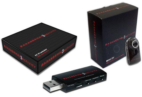 Kamera & USB-Stick
