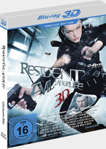 Blu-ray Limited 3D Premium Edition