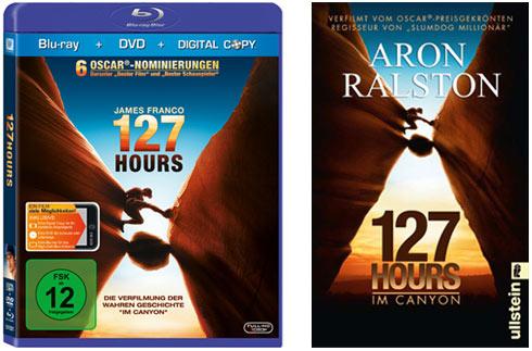 Blu-ray und Buch